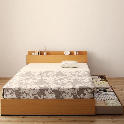 収納ベッド ダブル コンセント シンプル ベット 大容量 ベッド ダブルサイズ 収納 コンセント付き ダブルベッド 収納 クラシック モダン 大容量ベッド 収納付き ナチュラル 引き出し 引き出し付き 収納ベット ダブルベット コンセント付きベッド コンセント付きベッド 大容量