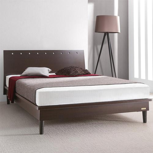 ダブル ロー ベッド シンプル すのこ ベット ダブルベッド ダブルサイズ ダブルタイプ フロア ロータイプ ステージ フロアベッド ステージベッド フロアタイプ すのこタイプ すのこ板 すのこ式 すのこ式ベッド クラシック モダン クラシックタイプ ローベッド すのこベッド