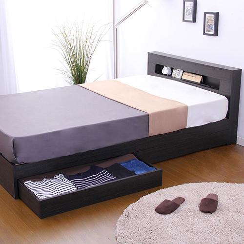 シングル ベッド 小さい 収納 かっこいい ベット シングルベッド シングルサイズ シングルタイプ 小さな 小さめ コンパクト 80cm 90cm 省スペース コンパクトサイズ 収納付き 大容量 収納タイプ 収納つき 大容量ベッド カッコいい スタイリッシュ 男前 小さいベッド