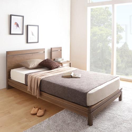 ベッド シングル ワンルーム おしゃれ ウォルナット ベット シングルベッド シングルサイズ シングルタイプ 1人暮らし 1人暮らし向け 80cm 90cm 1人暮らし用 ワンルームサイズ ウォールナット ウォルナット調 ウォルナット調ベッド オシャレ おしゃれ感 ワンルームベッド