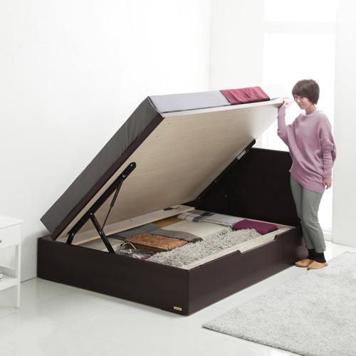 シングルベッド 跳ね上げ シンプル 収納 ベット シングルベッド シングルサイズ シングルタイプ 収納付き 大容量 収納タイプ 収納つき 大容量ベッド 跳ね上げ式 跳ね上げタイプ 跳ね上げ式ベッド 跳ね上げ型 クラシック モダン クラシックタイプ 収納1ベッド