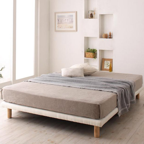 キングベッド すのこ 分割 シンプル ベット キングベッド キングサイズ キングタイプ すのこタイプ すのこ板 すのこ式 すのこ式ベッド 分割式 マットレス 分かれる 分割タイプ 分割可能 クラシック モダン クラシックタイプ すのこベッド 分割ベッド シンプルベッド キング