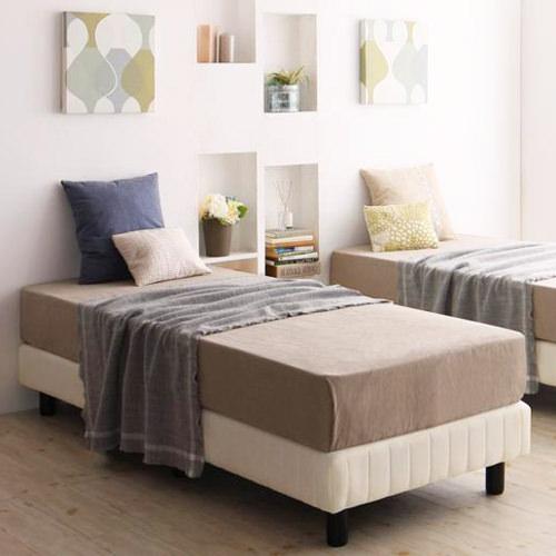 セミダブル ベッド 分割 すのこ ラグジュアリー ベット セミダブルベッド セミダブルサイズ セミダブルタイプ すのこタイプ すのこ板 すのこ式 すのこ式ベッド 分割式 マットレス 分かれる 分割タイプ 分割可能 ラグジュアリーテイスト ゴージャス すのこベッド 分割ベッド