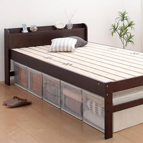 シングルベッド ワンルーム すのこ シンプル ベット シングルサイズ シングルタイプ 25%OFF クリアランスsale 期間限定 1人暮らし 1人暮らし向け 80cm 1人暮らし用 すのこ式ベッド クラシックタイプ クラシック 90cm すのこタイプ すのこ式 モダン ワンルームサイズ すのこ板
