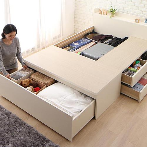 ダブル ベッド おすすめ 引き出し 収納 ベット ダブルベッド ダブルサイズ ダブルタイプ 引き出し付き チェスト チェストベッド チェスト付き 引き出しタイプ 収納付き 大容量 収納タイプ 収納つき 大容量ベッド おすすめタイプ 引き出しベッド 収納ベッド おすすめベッド