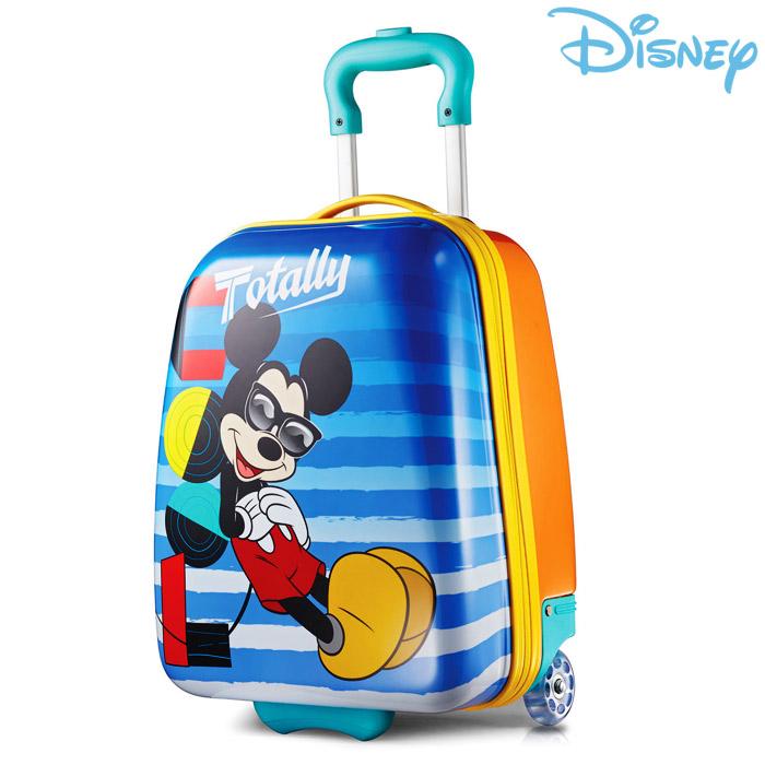 ディズニー キャリーバッグ ハード ミッキーマウス スーツケース キャリーケース 子供 男の子 キッズ グッズ トランク【あす楽対応】