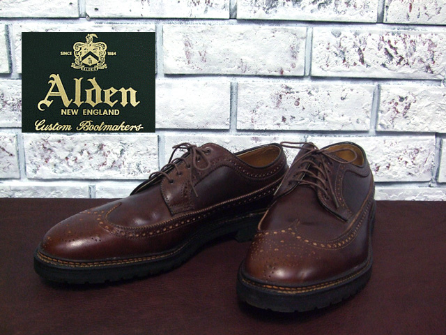 4887815d488 BEEF  90 s DEADSTOCK  9787 Alden deadstock CAPE COD COLLECTION LONG ...