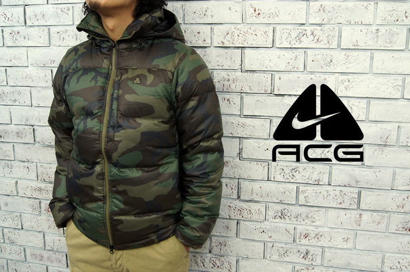 BEEF | Rakuten Global Market: Nike ACG 800 fill power Camo light ...