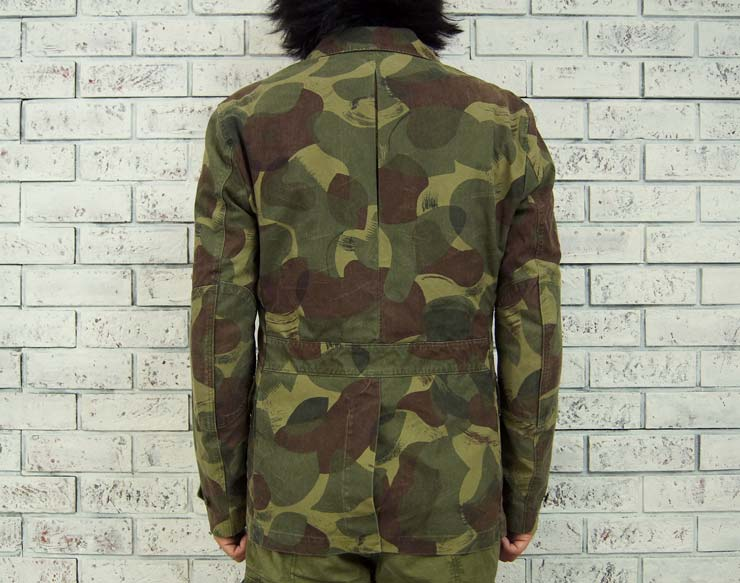 ecff10960b9db ... POLO by Ralph Lauren Ralph Lauren camouflage with tailored jacket /CAMO  02P07Nov15 ...