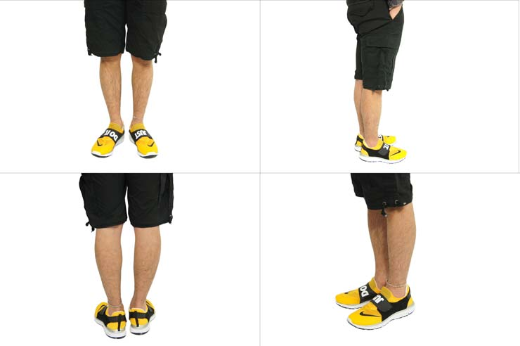 Nike Lunarfly 306 Sous-marin Jaune dPQUYx