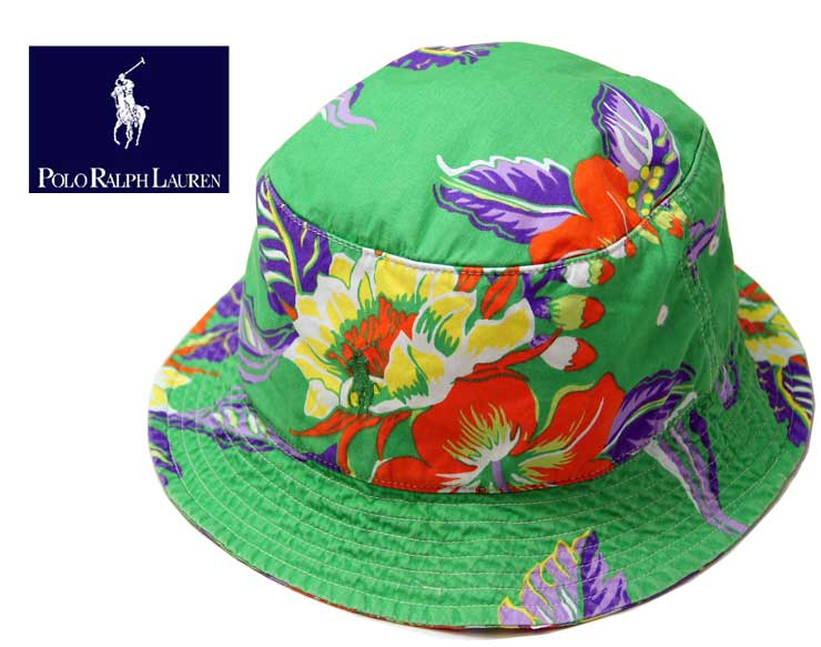 Beef Polo By Ralph Lauren Polo Ralph Lauren Floral Bucket Hat