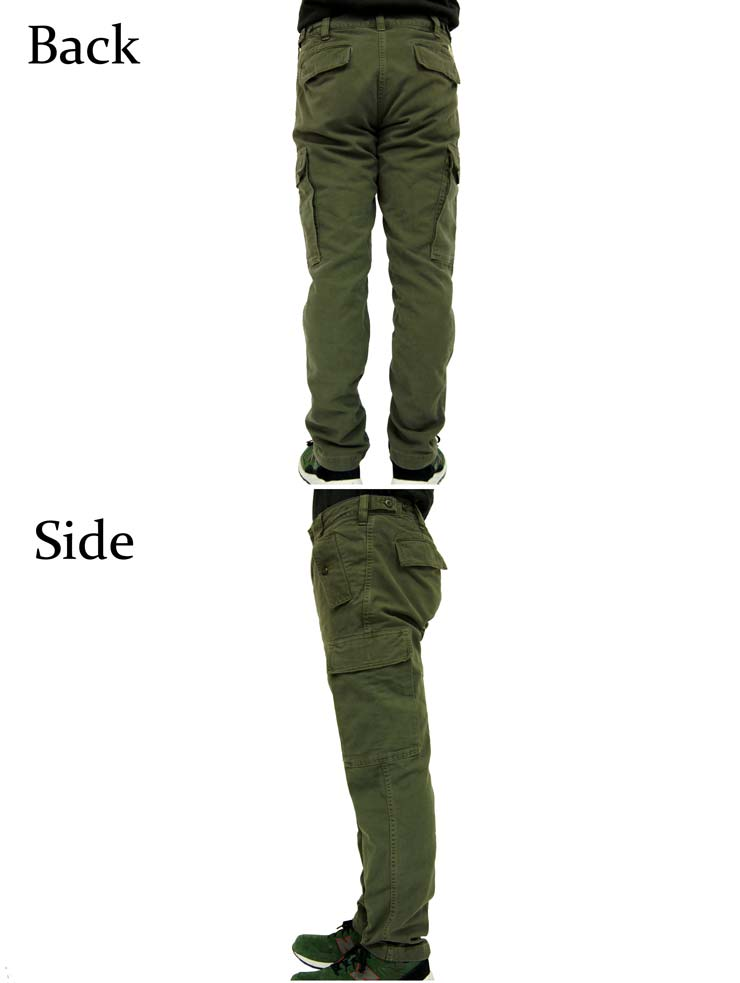 price remains stable exceptional range of styles order online Polo Ralph Lauren SLIM FIT UTILITY CHINO cargo pants /OLIVE
