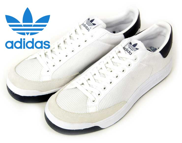 BEEF  And the ADIDAS ROD LAVER adidas Rod Laver  WHITE NAVY ... 99cf85f51
