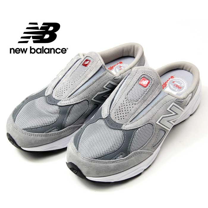 40a76b34ed38 BEEF  NEWBALANCE M990SG3 New Balance sandals gray