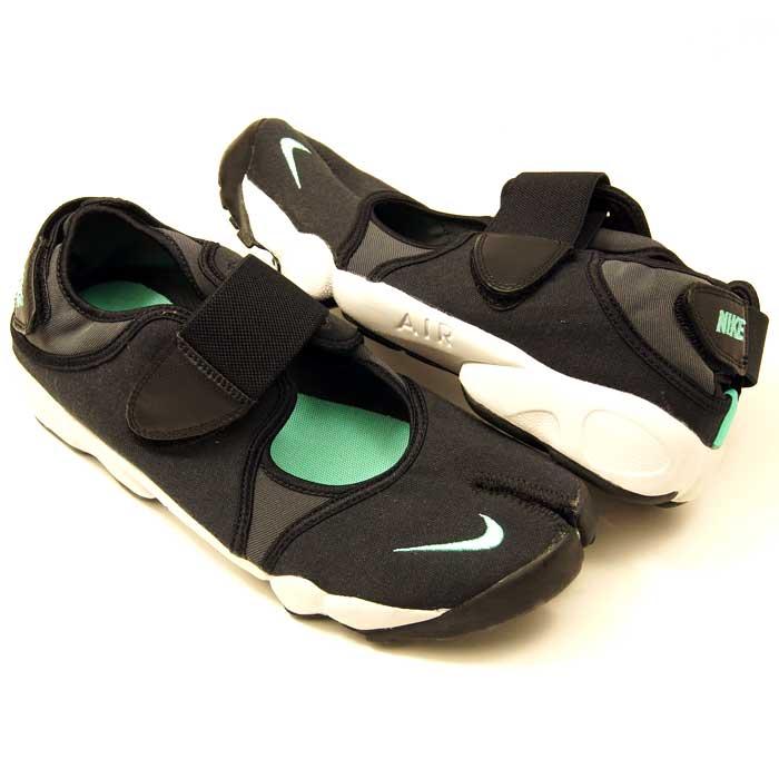 NIKE AIR RIFT Nike Air rift black / Mint