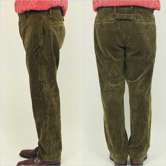 Polo By Ralph Lauren Ralph Lauren Buckle Back Corduroy Pants 02p20nov15