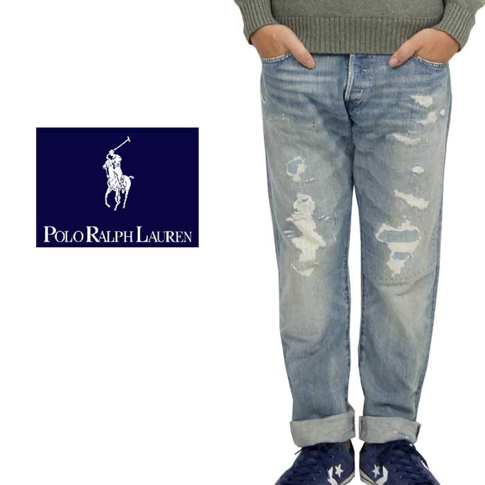 By Lauren Varick Slim JeansPolo Vintage Repair Straight Ralph 8nwkX0OP