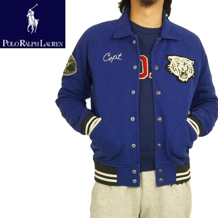 Emblem By Sweatshirts Stadium Jacket Ralph Tiger Polo Lauren NPkX80Onw