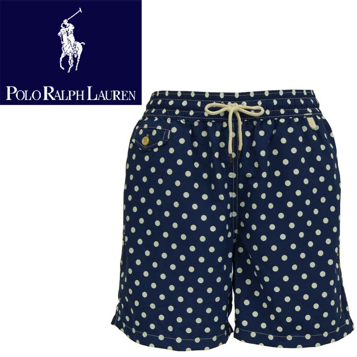 POLO by Ralph Lauren Ralph Lauren dot surf shorts