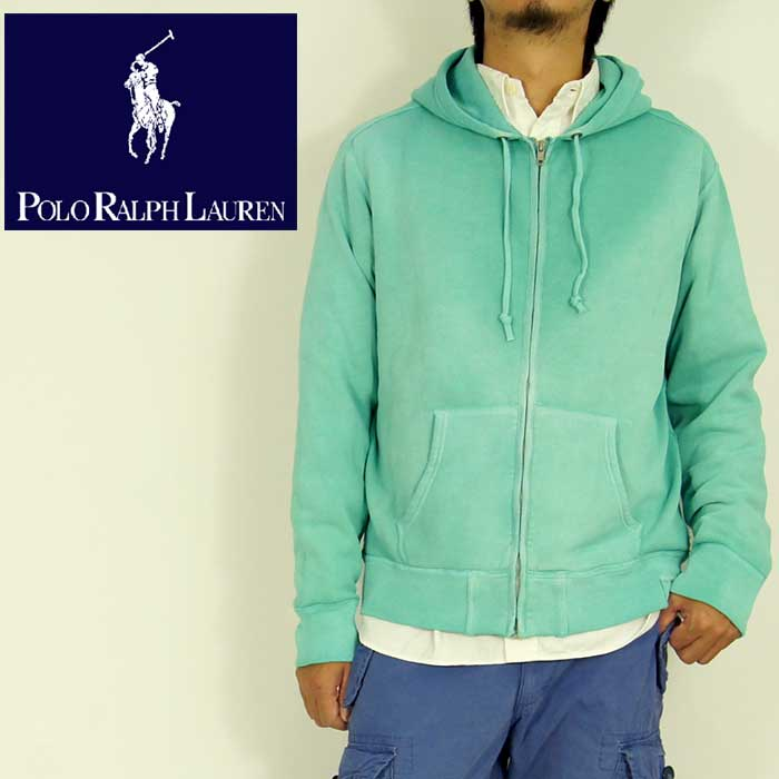 Beef Polo By Ralph Lauren Ralph Lauren After Dye Zip Up Sweatshirts