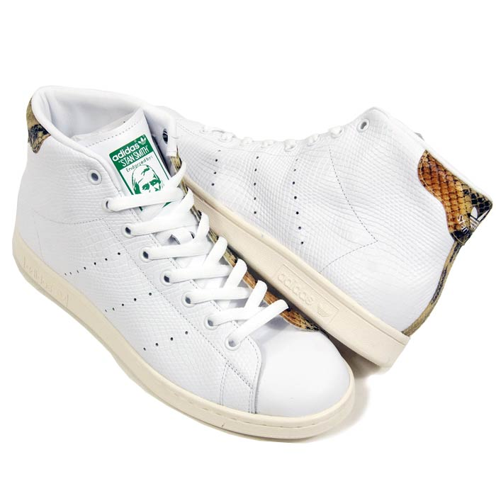 bcec94f0a1bfc ... sale adidas stan smith mid snakes adidas stan smith mid snake 37500  cea3b