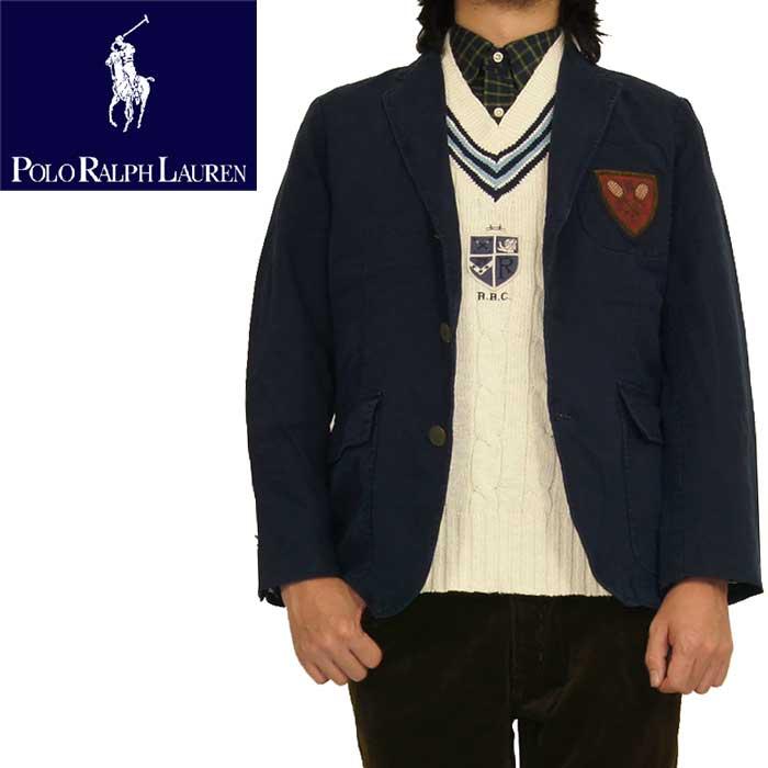 Coil Polo By Ralph Tailored Jacket Tennis Lauren Emblem Cotton qzSMVUpG