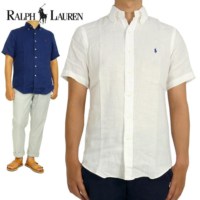 661fab54 BEEF: POLO by Ralph Lauren Ralph Lauren OnePoint pony, linen shirt ...