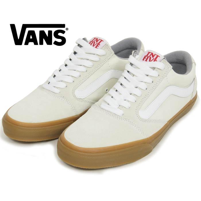BEEF: VANS TNT 5 vans WHITE/GUM