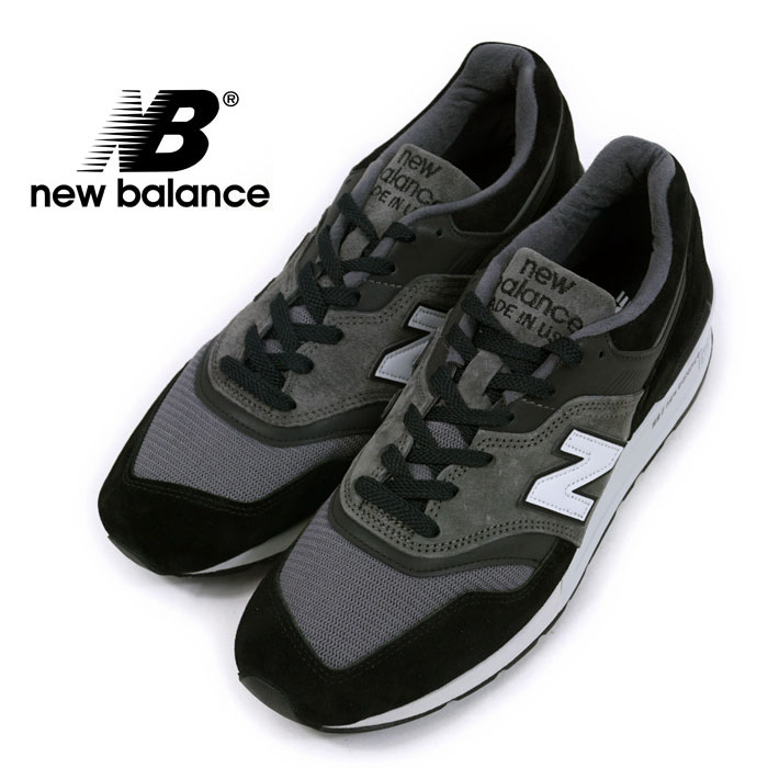 website for discount fast delivery super popular New Balance M997CUR NEW BALANCE M997CUR black / gray