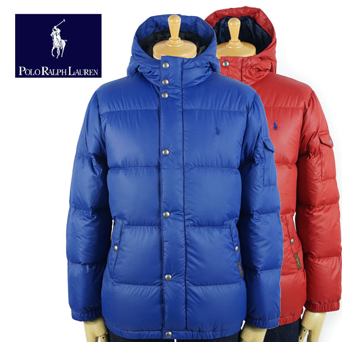 3439288f95bb BEEF  Down jacket 2 color with the Ralph Lauren POLO Ralph Lauren ...