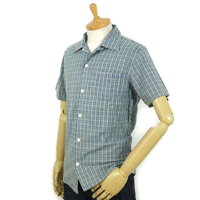 85745926d ... Double are L RRL Ralph Lauren DOUBLE RL vintage check S S shirt ...