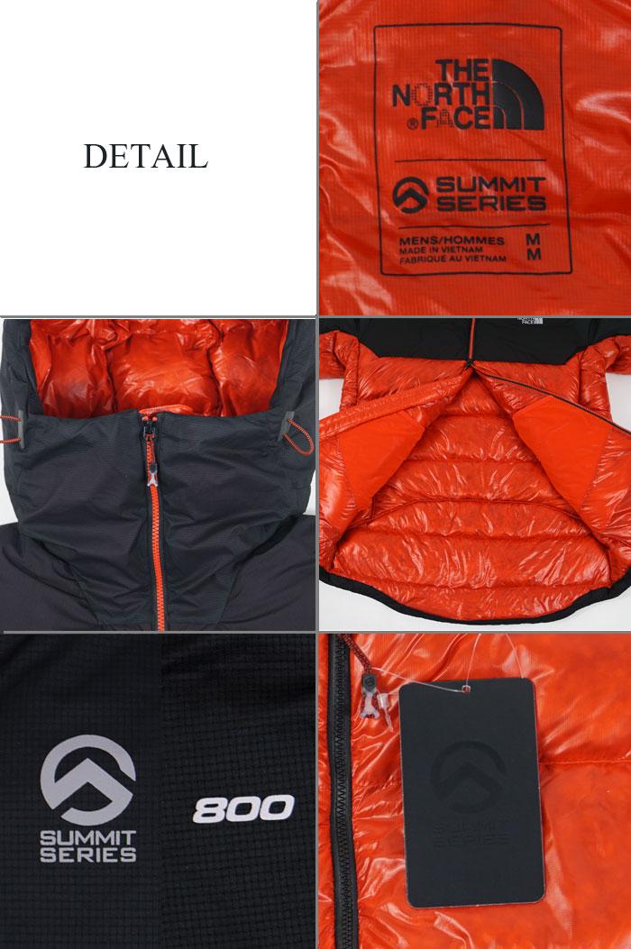 North Face summit L6 down bilei parka down jacket NORTH FACE L6 DOWN BELAY  PARKA RED d72dcaf36