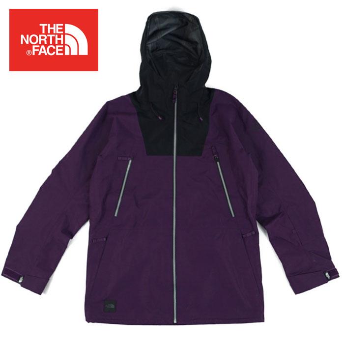 ノースフェイス セプター ジャケット THE NORTH FACE M CEPTOR JKT 紫