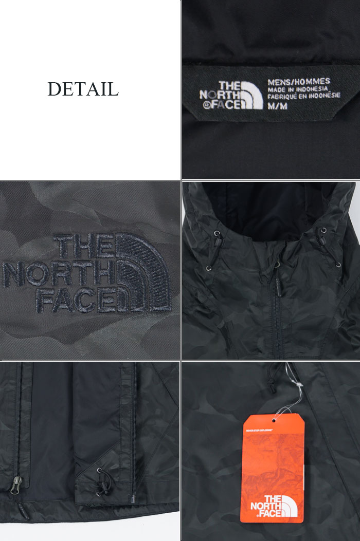 ececae9e1 North Face mirror ton jacket THE NORTH FACE MILLERTON JACKET black duck