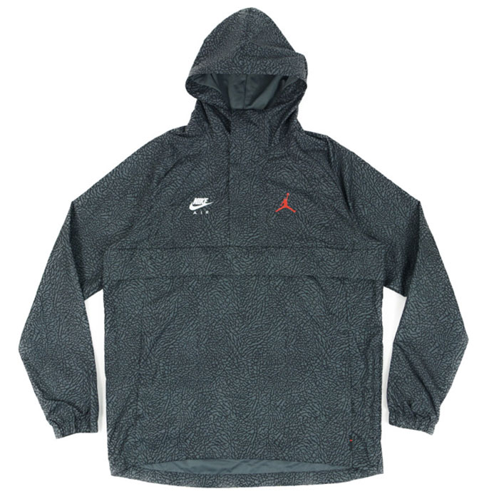 e1f67363608 BEEF: 1988 Nike Jordan cement pattern wings anorak jacket NIKE ...