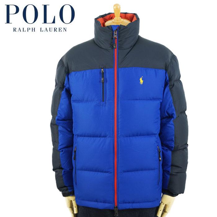Ralph Blue Jacket Lauren Polo Navy Down GVzMpqSU