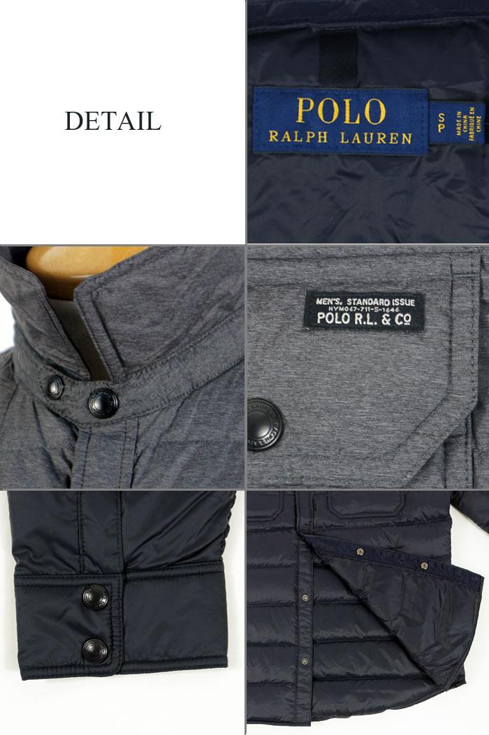 Down 2 Polo Ralph Lauren Jacket Color Shirt 2EDHIWY9