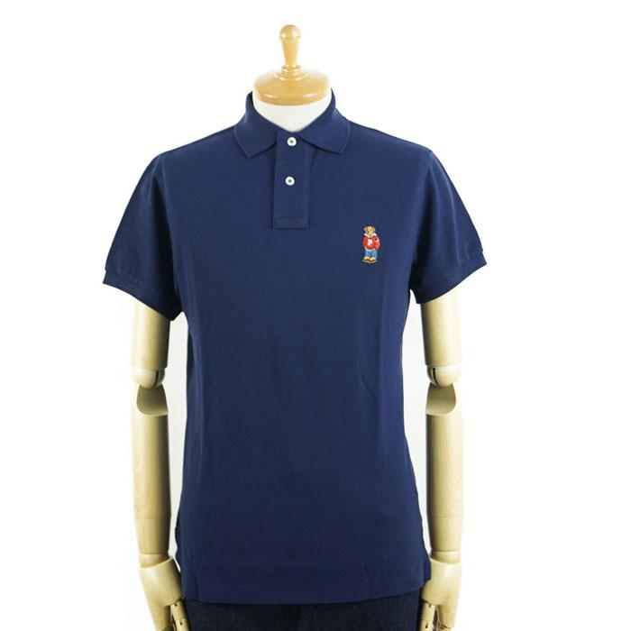 ラルフローレン POLO Ralph Lauren カスタムフィット ポロベアー ポロシャツ 6カラー