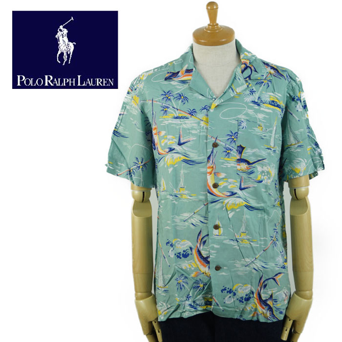 Hawaiian Shirt Lauren Lauren Ralph Sailfish Hawaiian Ralph Shirt 76vbfmIgYy