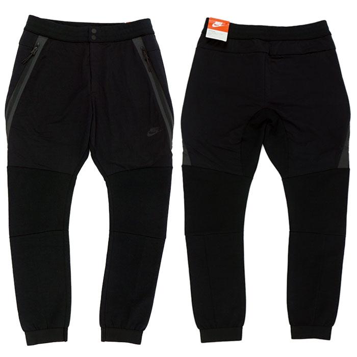 ナイキ テック フリース 2 パンツ メンズ ジョガー パンツ Nike Tech Fleece 2 Pants Jogger Pants ブラック9YEDeWH2I