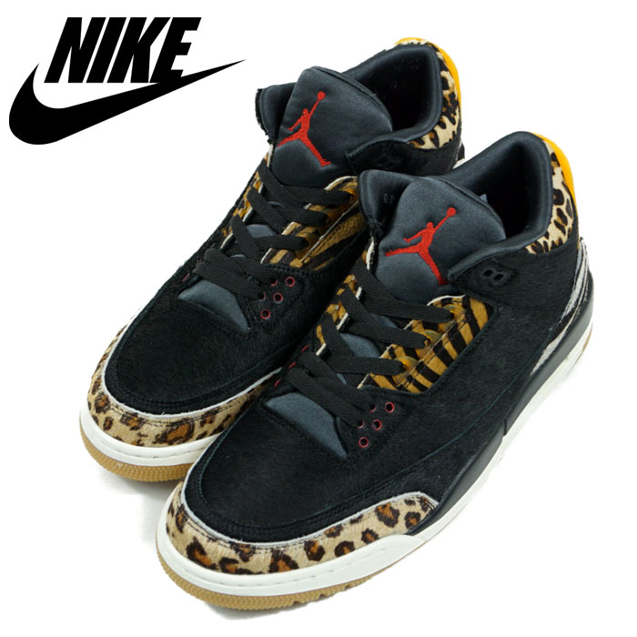 ナイキ エア ジョーダン 3 レトロ SE NIKE AIR JORDAN 3 RETRO SE Animal Instinct