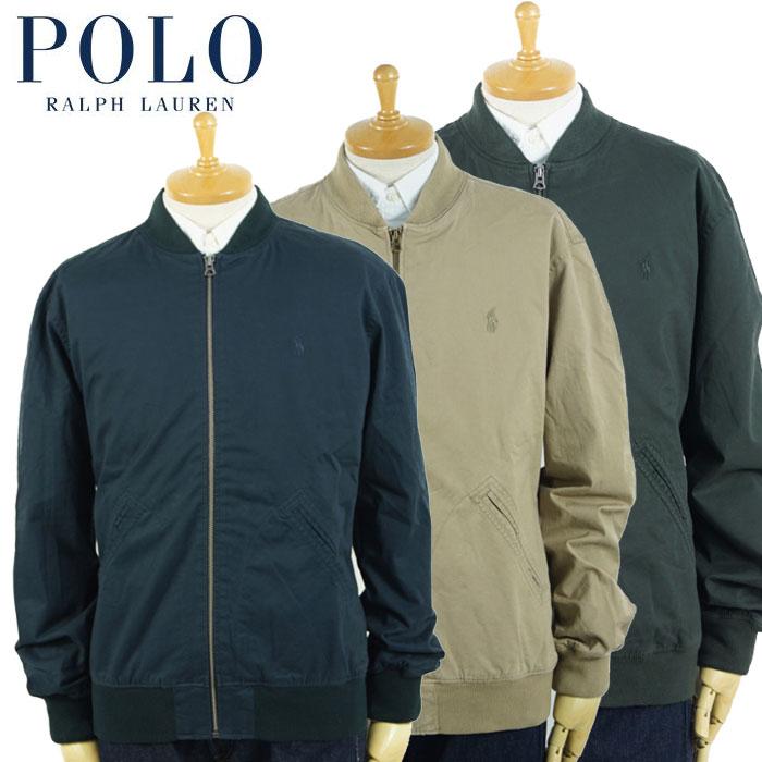 ラルフローレン アウター スイングトップ ブルゾン ジャケット Lauren POLO 3カラー Ralph 送料無料(一部地域を除く) 国内正規品 ジャンパー
