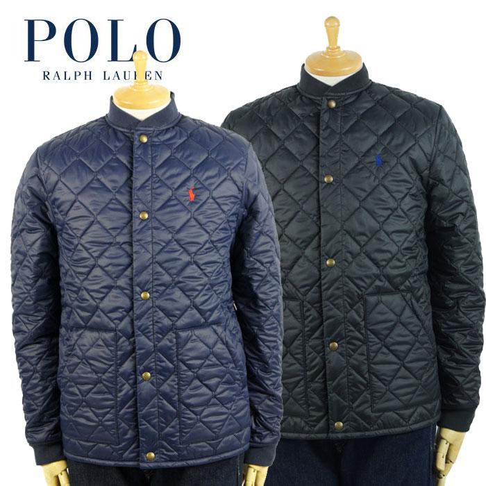 ラルフローレン ボーイズ キルティング 記念日 ポニー 中綿 ジャケット BOY'S POLO Lauren 定番 リブ仕様 Ralph