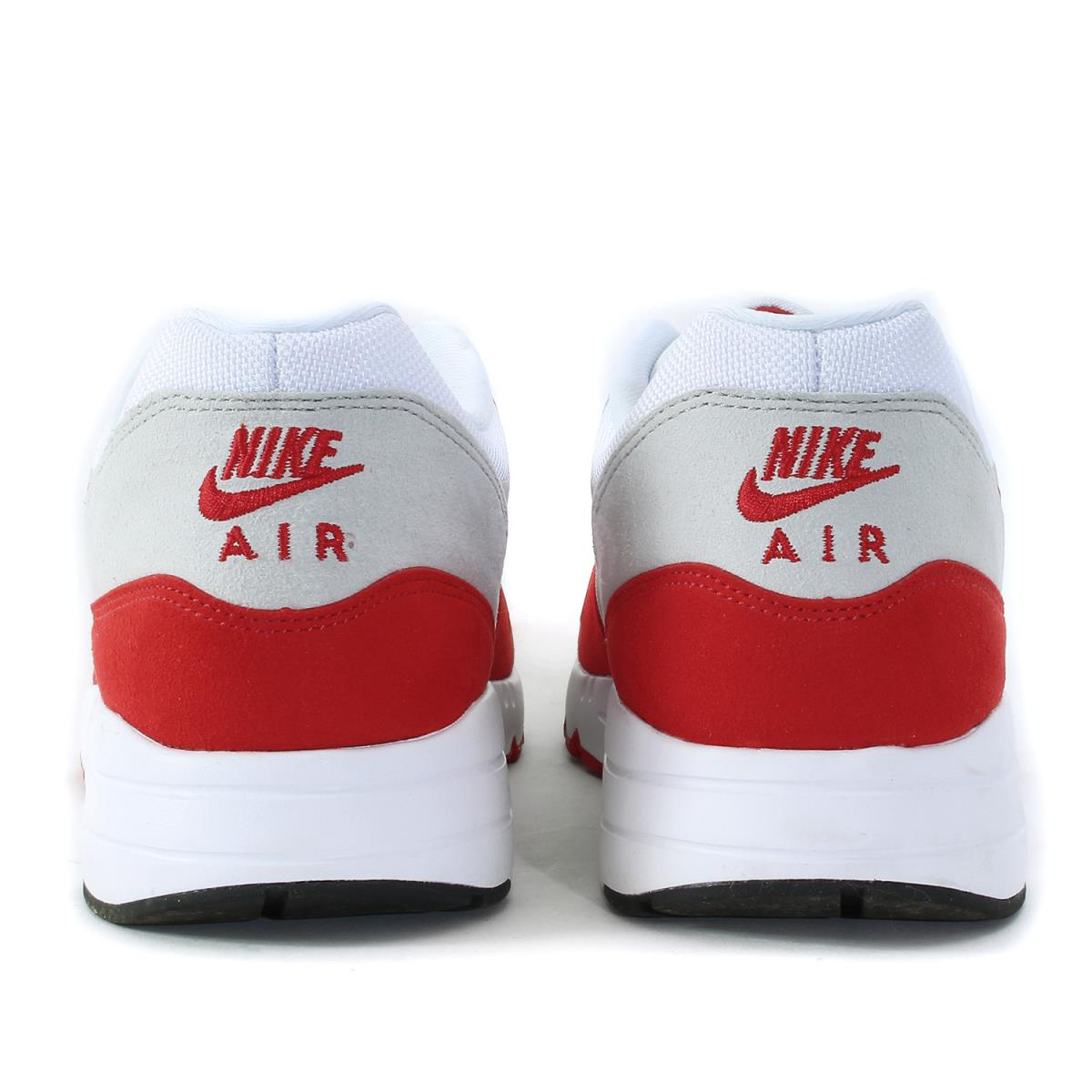 NIKE (Nike) AIR MAX 1 ULTRA 2.0 LE (908,091 100) white X bar city red beauty product US10(28cm)