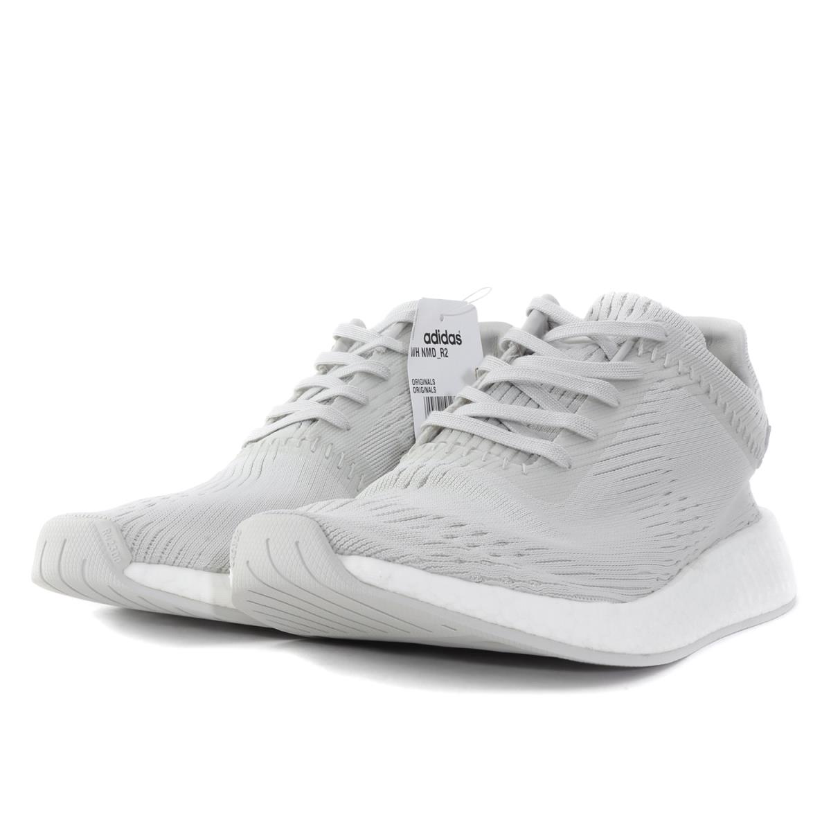 separation shoes d46fb 7eed3 adidas (Adidas) X wings + horns WH NMD R2 (BB3118) light gray US10.5(28.5cm)