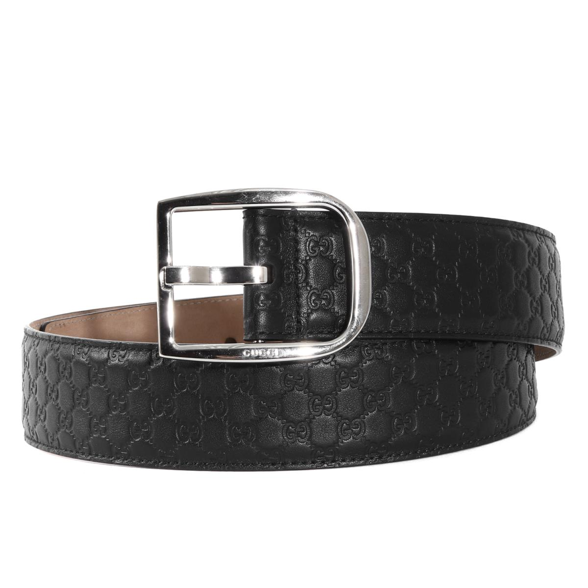 092c7d5ba09 BEEGLE by Boo-Bee  GUCCI (Gucci) GG monogram sima leather buckle ...