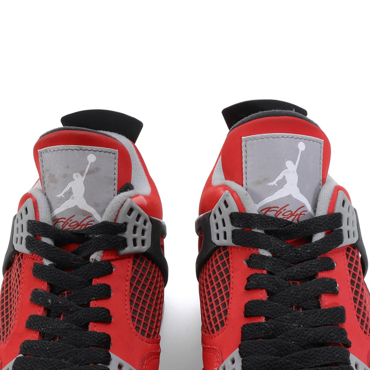 huge selection of 51321 a15f8 ... italy nike nike air jordan 4 retro toro bravo 308497 603 fire red x  white us1129cm