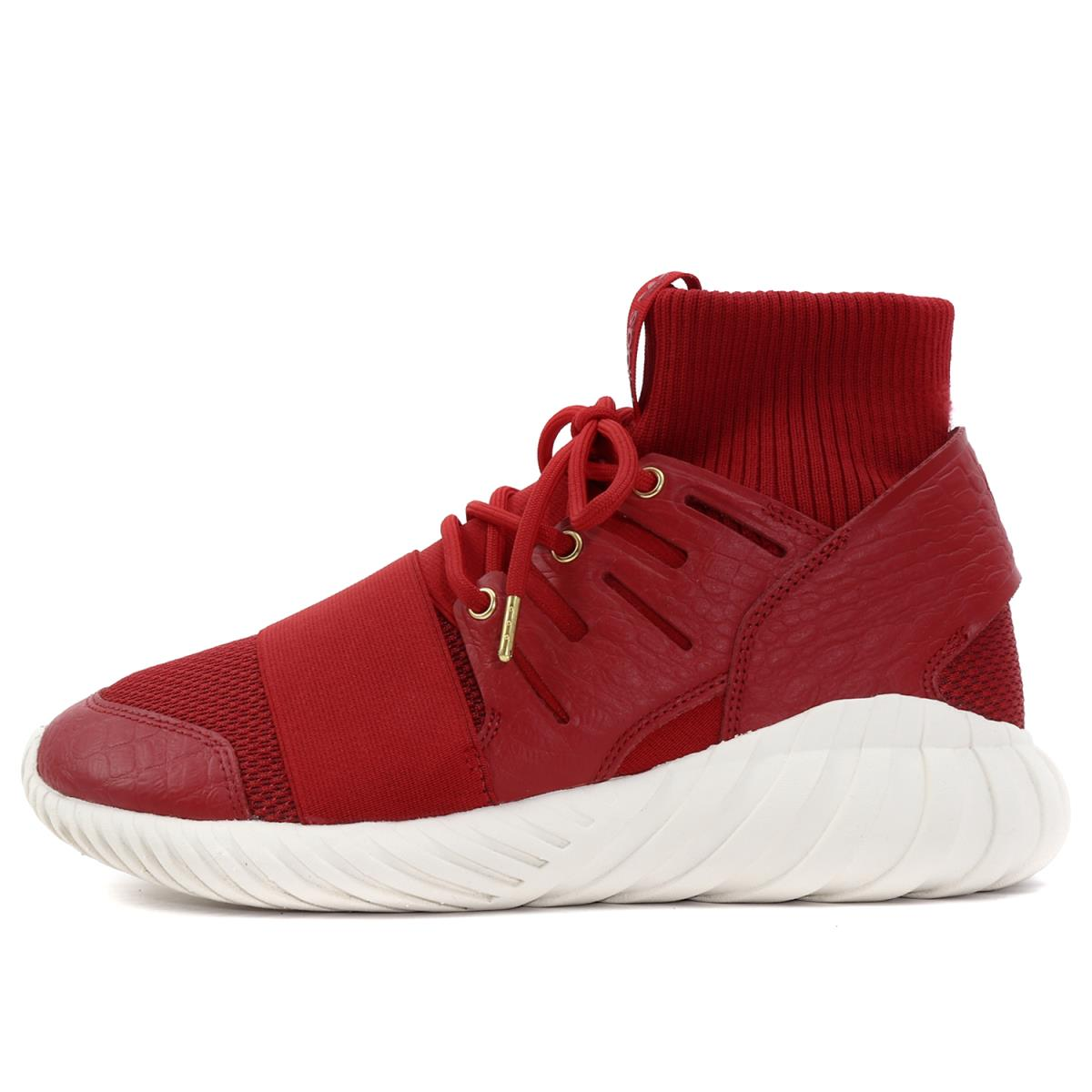 27406669fa93 adidas (Adidas) Japanese non-release TUBULAR DOOM CHINESE NEW YEAR (AQ2550)  red US8.5(26.5cm)