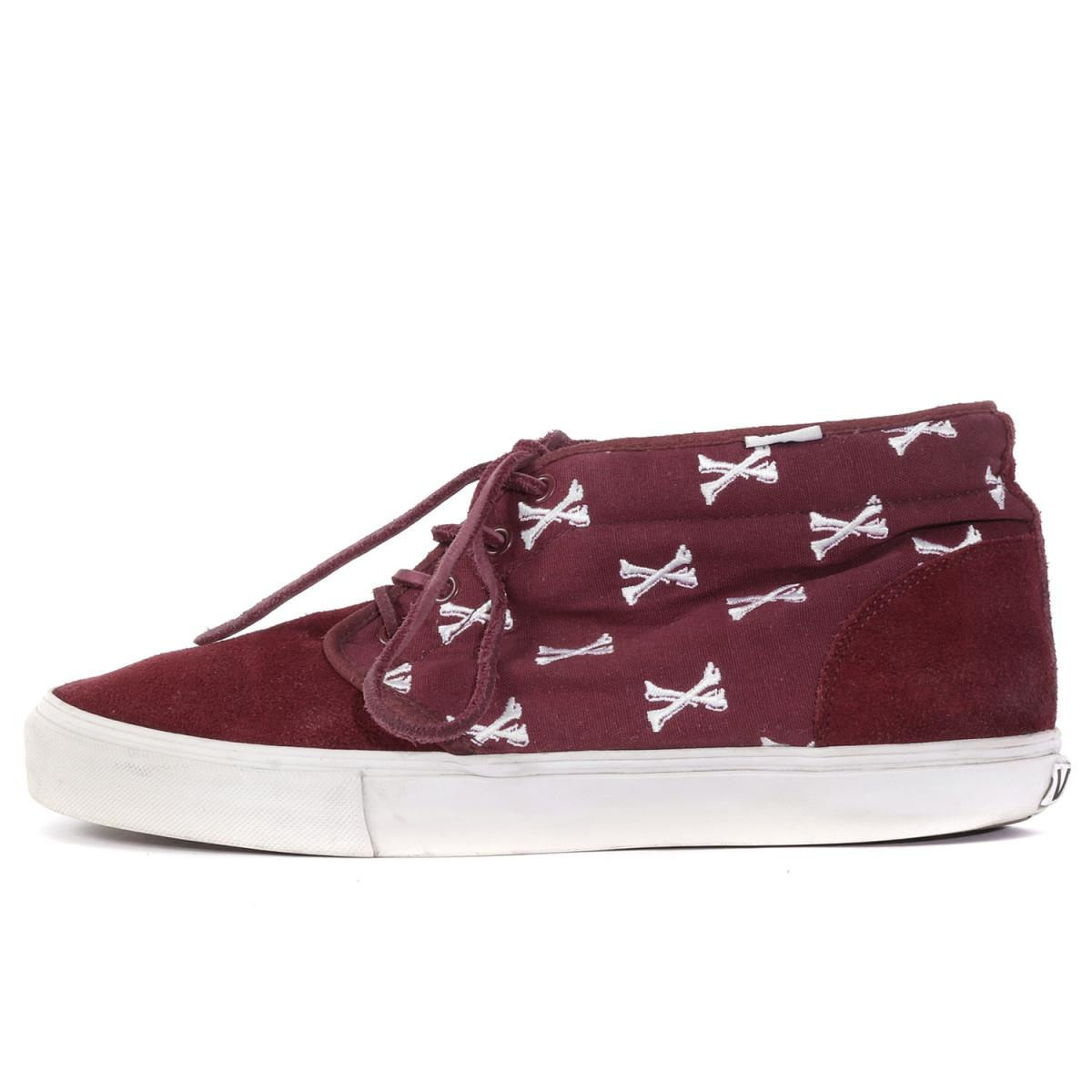 531c070bddc77a BEEGLE by Boo-Bee  WTAPS (double taps) X VANS CHUKKA 59 SYNDICATE .