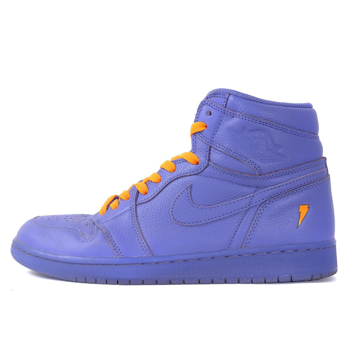 low priced a6b84 567c5 NIKE (Nike) AIR JORDAN 1 RETRO HIGH OG G8RD GATORADE GRAPE (AJ5997-555)  rush violet US10(28cm)